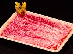 極・和牛 モモの赤身しゃぶしゃぶ300g入り 3000円