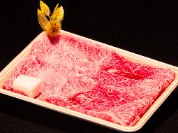 極・和牛 モモとバラのすき焼き300g入り 2800円